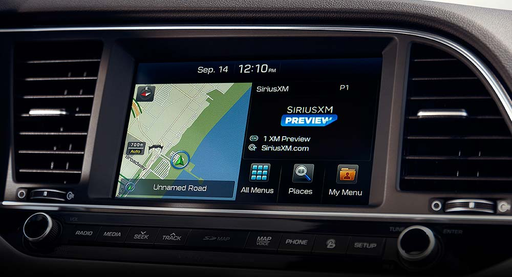 poste radio GPS