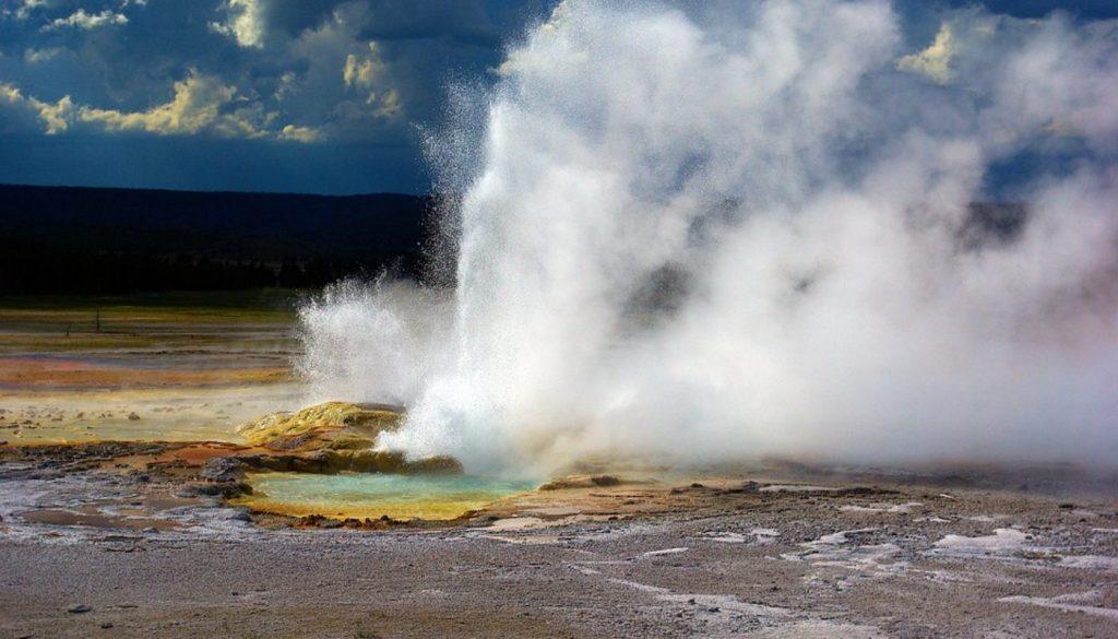 Géothermie développement durable